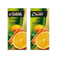 Orange Carrot Juice 200ml