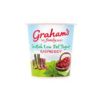 Raspberry Low Fat Yogurt
