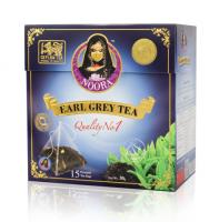 Earl grey pyramid tea