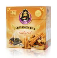 Cinnamon pyramid tea