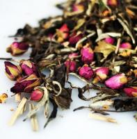 Detox herbal pyramid tea