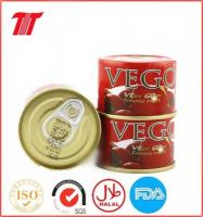 Canned tomato paste-70G