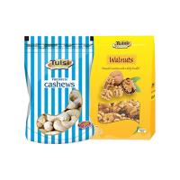 Combo tulsi cashews w-320 gold 200g - walnut kernels diamond 200g