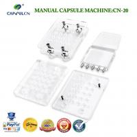 Manual mini homemade capsule filler cn-20cl