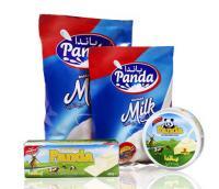 Panda- Milk and Cheese