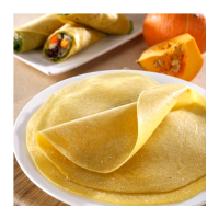 Home Bake Organic Pumpkin Burritos Vegan