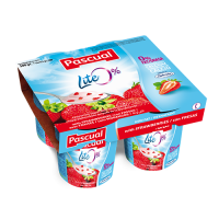 Pascual Lite 0% Strawberry