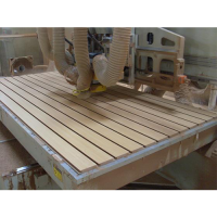 2440 Slotted MDF Boards
