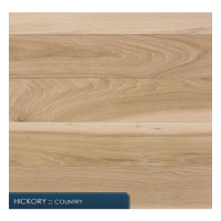 HICKORY - UNFINISHED FLOORING