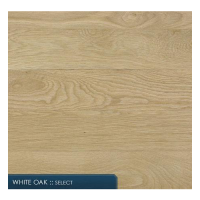 WHITE OAK- UNFINISHED FLOORING
