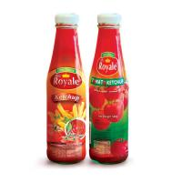 Tomato Ketchup – Glass Bottle
