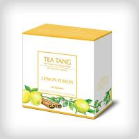 LEMON FUSION 10 TEA BAGS