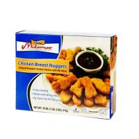 Halal Chicken Breast Nuggets (fully Cooked)