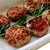 Halal Beef Breakfast Sausage Patties