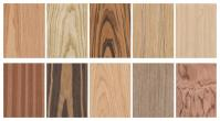 Laminated MgO board natural wood laminate exhibition