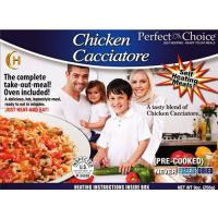 Perfect Choice Halal Chicken Cacciatore