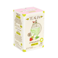 Strawberry (Pyramid Tea Bags)50130