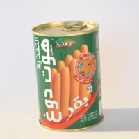 CANNED BEEF HOT DOGS