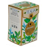Organic Green Leaf Tea 80105