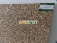 Wood-particle board QSB