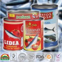 125g canned mackerel in oil