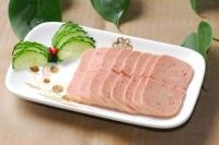 Canned luncheon meat of 340g