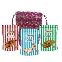 Wedding dry fruits gift pack  200g + cashews 200g + kishmish 200