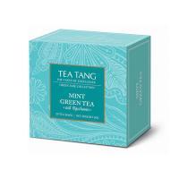 MINT GREEN TEA 20 TEA BAGS