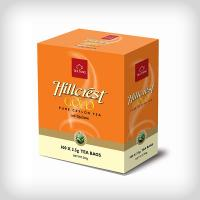 HILLCREST GOLD 100 TEA BAGS