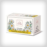 CHAMOMILE HERBAL TEA 25 TEA BAGS