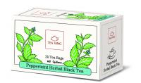 PEPPERMINT HERBAL TEA 25 TEA BAGS