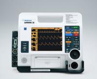 Monophasic -biphasic lifepak 12 defibrillator- monitor series