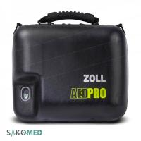 ZOLL® AED Pro® Replacement Soft Vinyl Carry Case w-Spare Battery