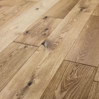 Engineered oak flooring 15/189mm, Rustico Oiled
