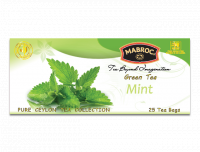 GREEN TEA WITH MINT  MBFC027