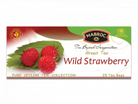GREEN TEA WITH WILD STRAWBERRY MBFC029