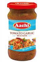 Tomato Garlic Rice Paste