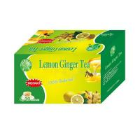 Instant lemon Ginger Tea SC2008