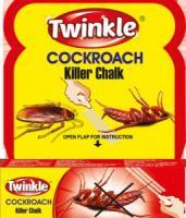 COCKROACH KILLER CHALK