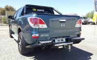 RB6 REAR STEP TOW BAR SUIT MAZDA BT-50 2011+