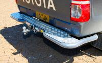 REAR STEP TOW BAR SUIT TOYOTA HILUX 2005+