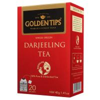Darjeeling Envelope Tea - 20 Tea Bags 40gm