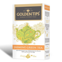 Jasmine Green Full Leaf Pyramid - 20 Tea Bags- 40g