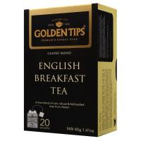English Breakfast Envelope Tea - 20 Tea Bags 40gm