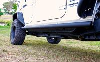 ROCK SLIDERS - SUIT JEEP JK WRANGLER (4 DOOR)