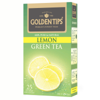 Lemon Green - 25 Tea Bags -50gm