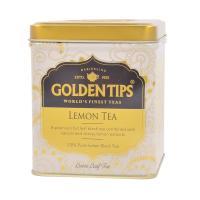 Golden Tips Lemon Black Tea Tin Can 100 gms