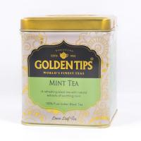 Golden Tips Mint Black Tea- Tin Can- 100g