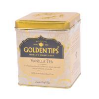 Golden Tips Vanilla Black Tea - Tin can -100g