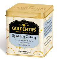 Sparkling Oolong Tea Tin Can 50gm